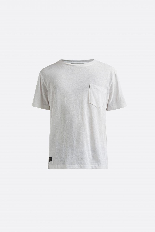 Miesten valkoinen t-paita