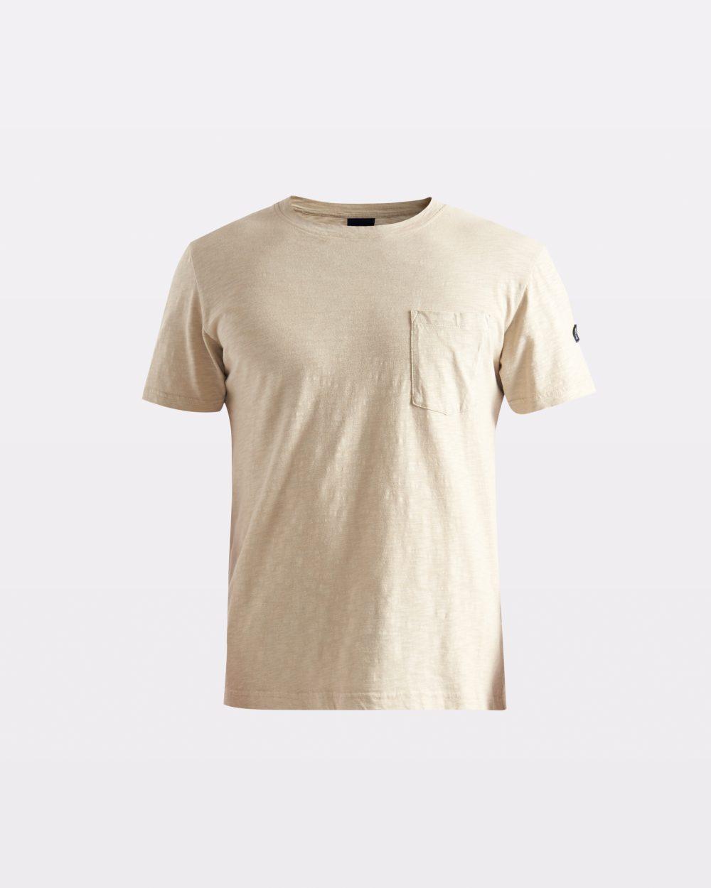 Miesten rento eläväpintainen t-paita