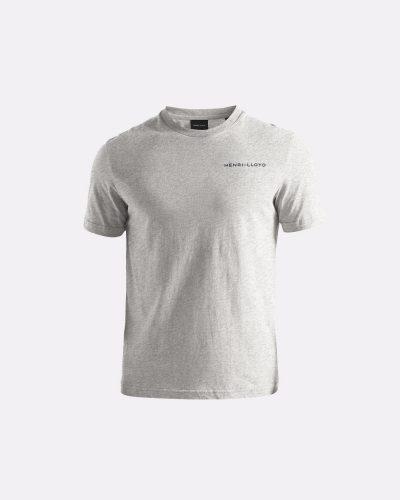 Miesten harmaa t-paita